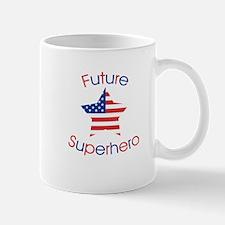Future Superhero Mug