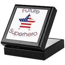 Future Superhero Keepsake Box