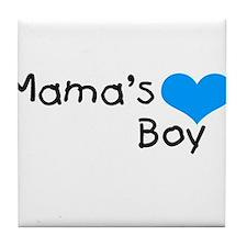 Mama's Boy Tile Coaster