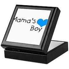 Mama's Boy Keepsake Box