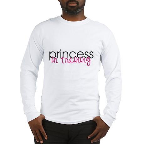 Princess in Training Long Sleeve T-Shirt