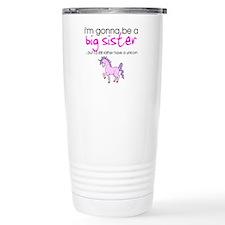Funny Big sister Travel Mug