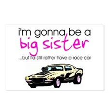 Cute New sister Postcards (Package of 8)