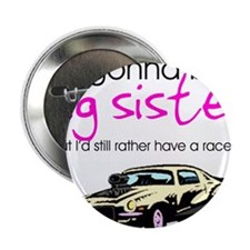 "Cute Big sister 2.25"" Button (100 pack)"