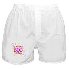 I'm the Big Sister Boxer Shorts