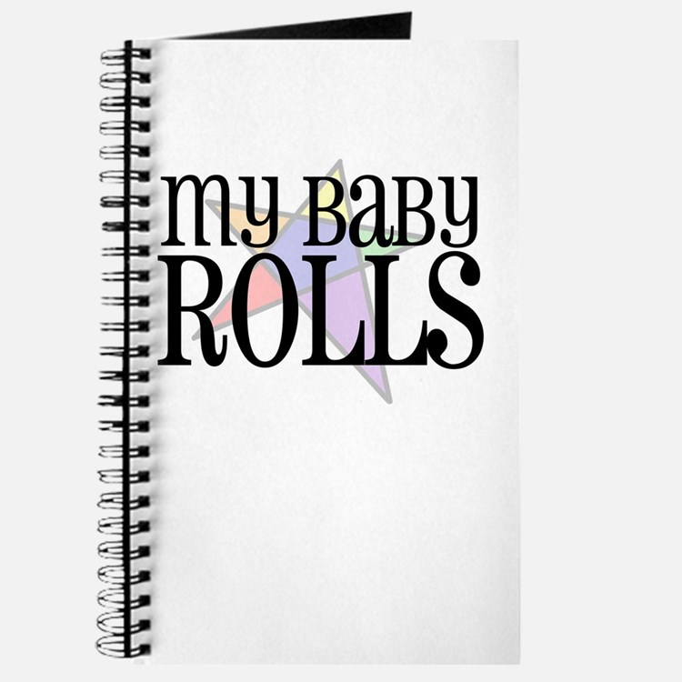 My Baby Rolls Journal