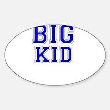 Big Kid Decal
