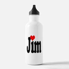 I love Jim Water Bottle
