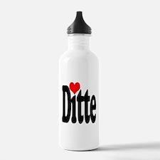 I love Ditte Water Bottle