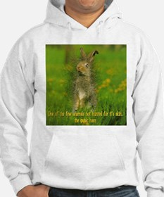 Pubic Hare Hoodie