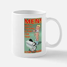 Men Multitasking Mug