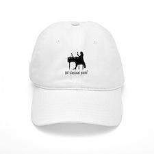 Classical Piano Baseball Cap