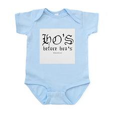 Ho's before Bro's -  Infant Creeper