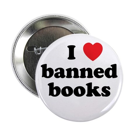 """Banned Books 2.25"""" Button (10 pack)"""