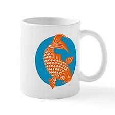 koi carp fish Mug