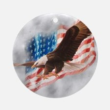 Faded Glory Ornament (Round)