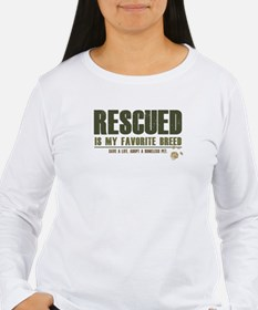 Pet Rescue Long Sleeve T-Shirt
