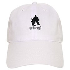 Hockey 3 Baseball Cap
