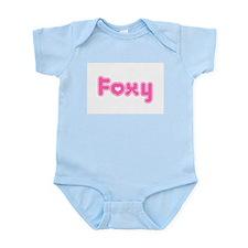 """""""Foxy"""" Infant Creeper"""