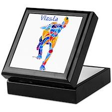 Hungarian VIZSLA Keepsake Box