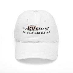 SI Brain Damage Baseball Cap