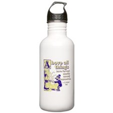 Above All Charity Water Bottle