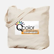 Queen of Color Tote Bag