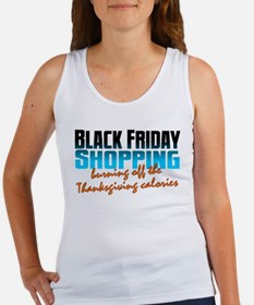 Black Friday - Thanksgiving Calor Women's Tank Top