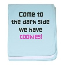 The Dark Side Infant Blanket