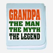 Grandpa - The Legend Infant Blanket