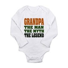 Grandpa - The Legend Baby Suit