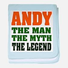 ANDY - The Legend Infant Blanket