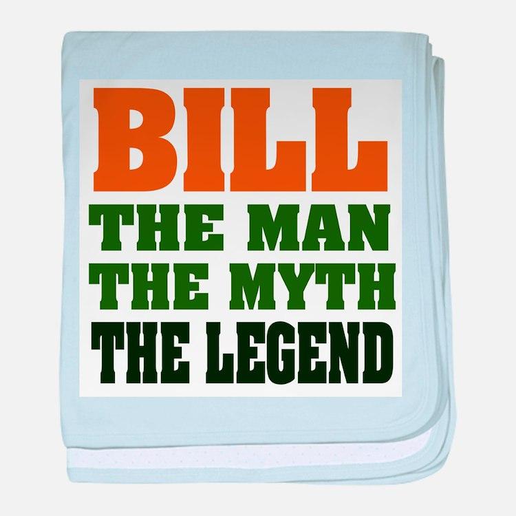 BILL - The Legend Infant Blanket