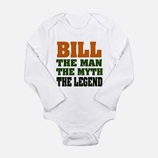 BILL - The Legend Onesie Romper Suit