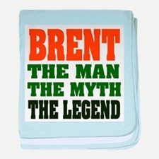 BRENT- the legend Infant Blanket
