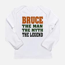 BRUCE - The Legend Long Sleeve Infant T-Shirt