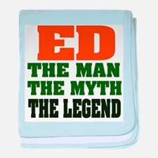 ED - The Legend Infant Blanket