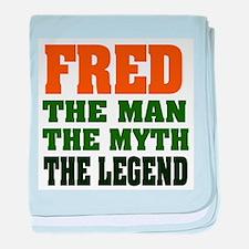 FRED - The Legend Infant Blanket