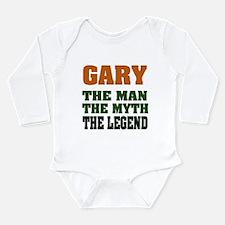 GARY - the Legend Long Sleeve Infant Bodysuit