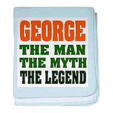 GEORGE - The Legend Infant Blanket