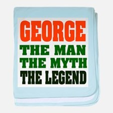 GEORGE - The Legend Infant Blanket