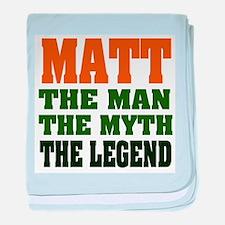MATT - The Legend Infant Blanket