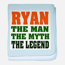 RYAN - the legend! Infant Blanket