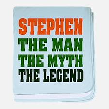 STEPHEN - the legend Infant Blanket