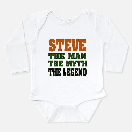 STEVE - The Legend Onesie Romper Suit