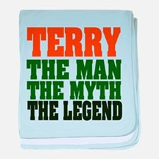 TERRY - the legend Infant Blanket
