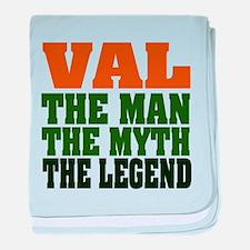 Val - The Legend Infant Blanket