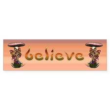 believe1 Bumper Bumper Sticker