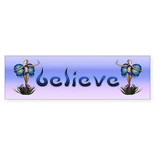 believe 2 Bumper Bumper Sticker