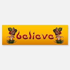 believe 3 Bumper Bumper Bumper Sticker